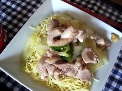 20110402 セロリ鶏焼きそば3.jpg