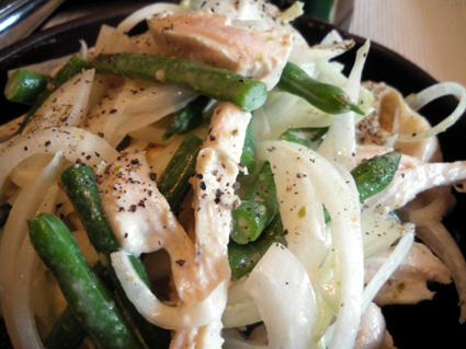 20110403 いんげんと鶏ささみサラダ2.jpg