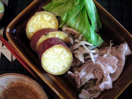 20110625 蒸し野菜 ごまだれ風3.jpg