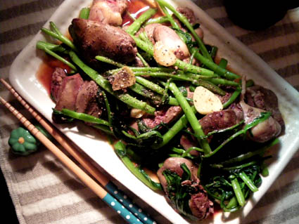 20121007 空芯菜とレバー炒め2.jpg