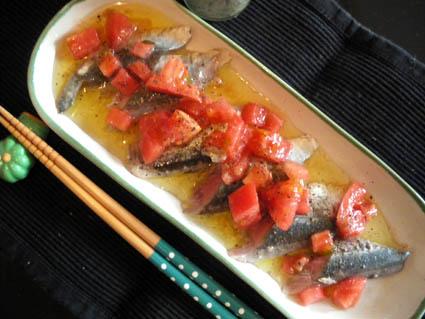 20121028 トマトと秋刀魚のマリネ3.jpg