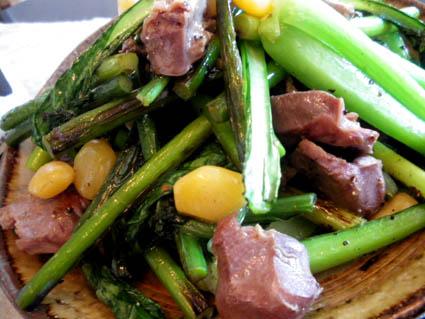 20121118 チンゲン菜と砂肝炒め2.jpg