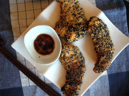 20130407 鶏ささみのごま焼き3.jpg