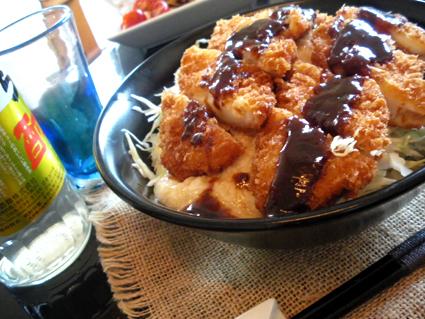 20130629 味噌いかフライ丼.jpg