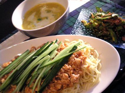 20130727 ジャージャー麺定食.jpg