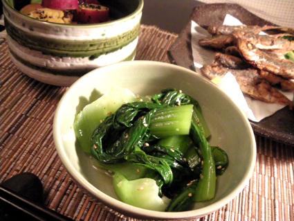 20131020 チンゲン菜のナムル.jpg