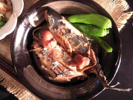 20131116 秋刀魚の梅干し煮3.jpg