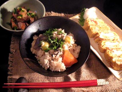 20131221 牡蠣炊き込みご飯定食.jpg