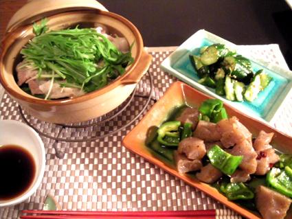 20140111 水菜豚鍋定食.jpg