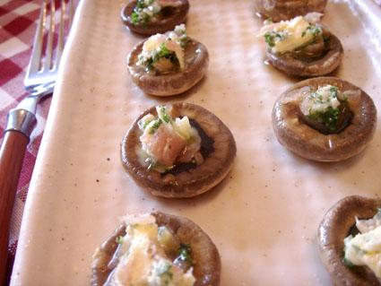 20080930 マッシュルームのバターグリル.jpg