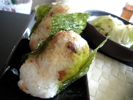 20130526 鯖味噌煮にぎり2.jpg
