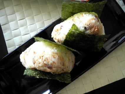 20130526 鯖味噌煮にぎり3.jpg