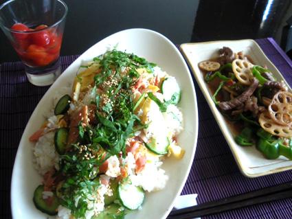 20130901 鮭ちらし寿司定食.jpg