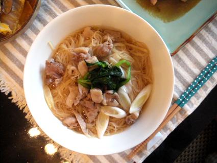 20131014 鶏肉のスープビーフン3.jpg