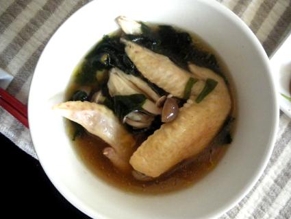 20131201 鶏手羽わかめスープ3.jpg